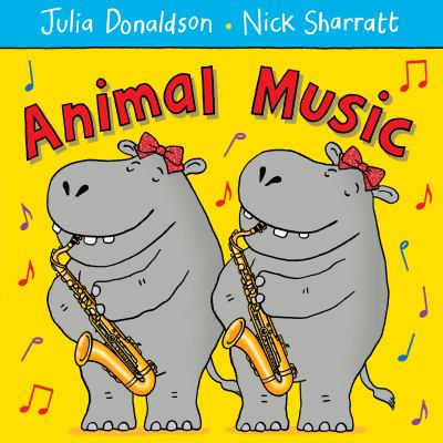 "Book Cover - Animal Music"" title=""View this item in the library catalogue"
