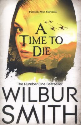 Cover image for A Time to Die