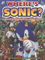 Where's Sonic