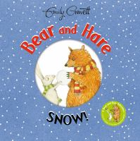 Bear and Hare Snow!
