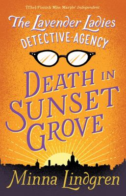 Cover image for Death in Sunset Grove
