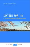 Sixteen for '16