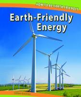 Earth-friendly Energy