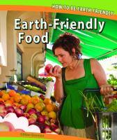Earth-friendly Food