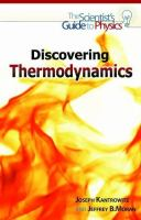 Discovering Thermodynamics