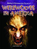 Werewolves in America