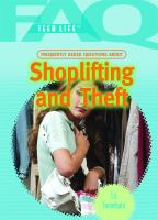 Frequently Asked Questions About Shoplifting and Theft
