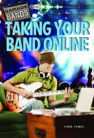 Taking your Band Online