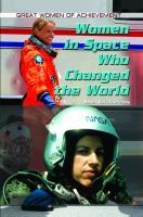 Women in Space Who Changed the World