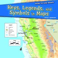 Keys, Legends, and Symbols in Maps