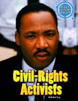 Civil-rights Activists