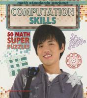 Computation Skills