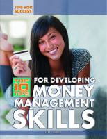 Top 10 Tips for Developing Money Management Skills