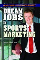 Dream Jobs in Sports Marketing