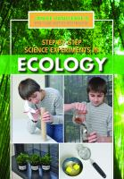 Step-by-step Science Experiments in Ecology