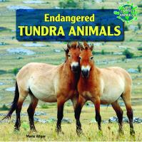 Endangered Tundra Animals