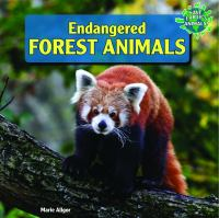 Endangered Forest Animals