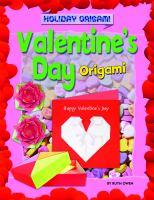 Valentine's Day Origami
