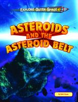 Asteroids and the Asteroid Belt