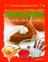 Thanksgiving Sweets and Treats