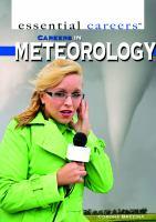 Careers in Meteorology