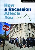How A Recession Affects You