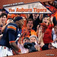 The Auburn Tigers