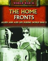 The Home Fronts