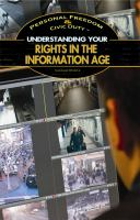 Understanding your Rights in the Information Age