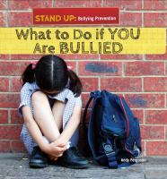 What to Do If You Are Bullied
