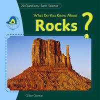 What Do You Know About Rocks?