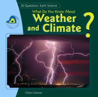 What Do You Know About Weather and Climate?
