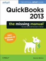 QuickBooks 2013