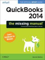 QuickBooks 2014