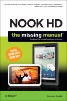 Nook HD
