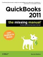 QuickBooks 2011