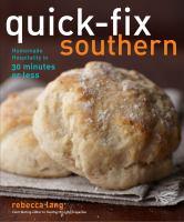 Quick-fix Southern