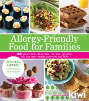 Allergy-friendly Food for Families