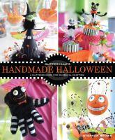 Glitterville's Handmade Halloween