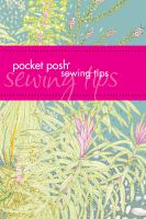 Pocket Posh Sewing Tips