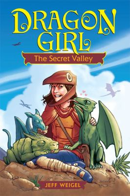 Cover image for Dragon Girl
