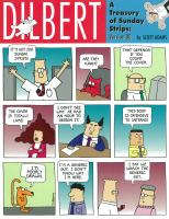 Dilbert, A Treasury of Sunday Strips, Version 00