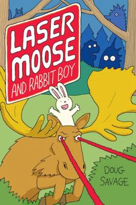 Cover image for Laser Moose and Rabbit Boy