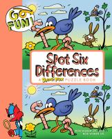 Spot Six Differences