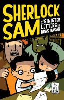 Sherlock Sam and the Sinister Letters in Bras Basah