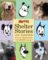 Mutts Shelter Stories