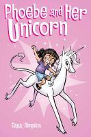 Phoebe and her unicorn. 1