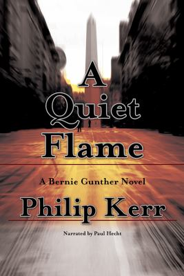 Cover image for A Quiet Flame