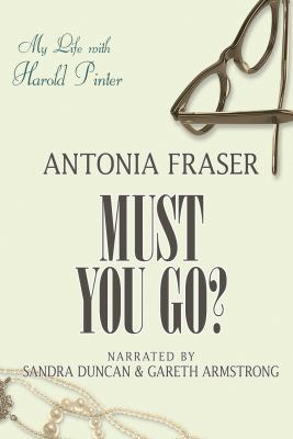 Cover image for Must You Go?
