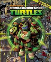 Nickelodeon Look and Find Teenage Mutant Ninja Turtles